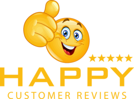 Happy Customer Reviews